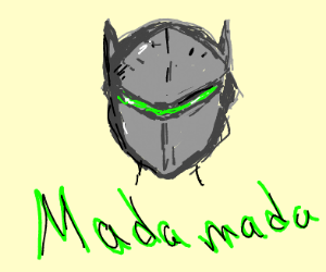Mada Mada Genji Drawception Listen and download to an exclusive collection of overwatch genji mada mada ringtones for free to personalize your iphone or android device. mada mada genji drawception