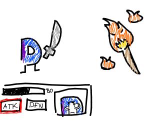 Drawception 1 (Retro game)