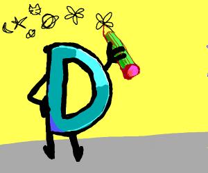 Drawception D drawing stuff