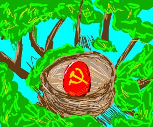 Communist egg