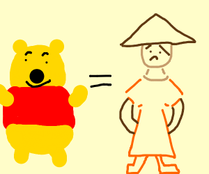 Controversial Winnie the Pooh