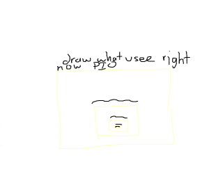 draw what you see rn pio
