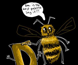 Bee, the best pallete