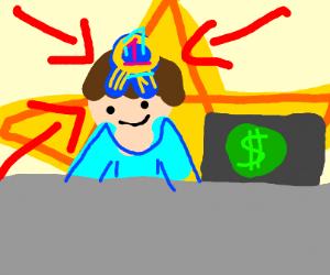 The Best Cashier