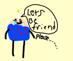 muffin man seeks companionship