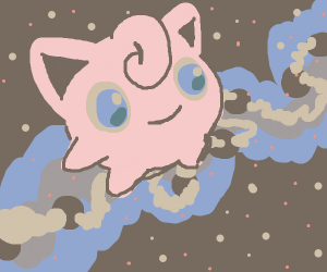 Jigglypuff in space