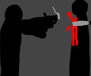 Man shoots another man