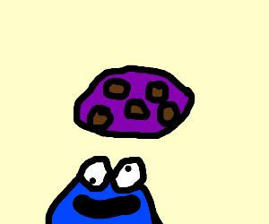 Purple Yam Cookie