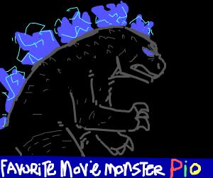 Your favorite movie monster (PIO)