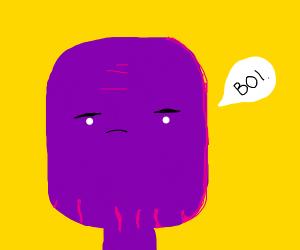 Thanos says boi