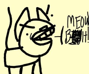 Markiplier's Meow video