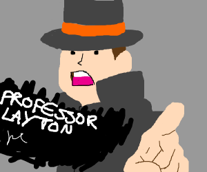 Professor layton for smash