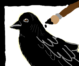 Crow Artwork