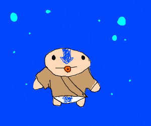 baby avatar the last Airbender