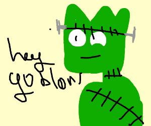 Bart-enstein's Monster