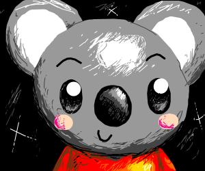 Kawaii koala