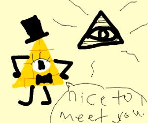 Bill Cypher meets the Illuminati