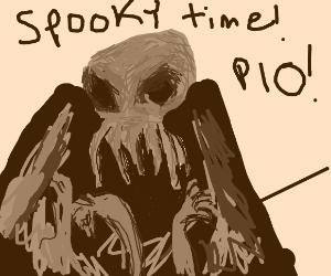 It's Spooky Time! PIO!