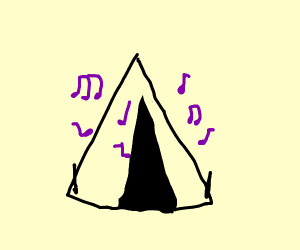 Tent song