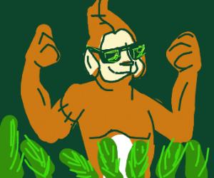 naked Etemon