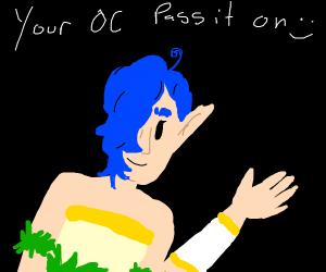 your oc pio :)
