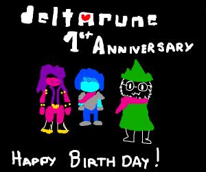 Happy birthday delta rune