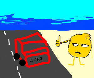 emoji hitchhiking