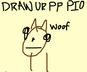Draw your profile picture!! (PIO)