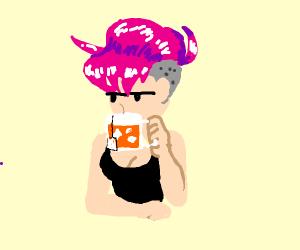 Iced tea lesbian