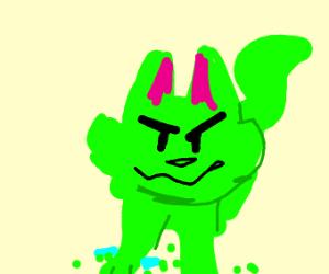 Radioactiva cat