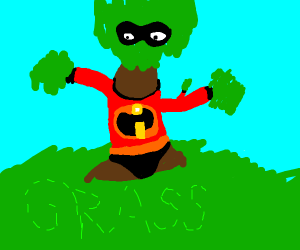 The incredibles but they are a tree