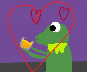 Kermit The Frog Is An Alcoholic