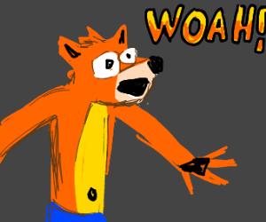 crash wOAH! WOAHWOAHWOAHWOAH