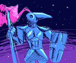 Twilight Plague Knight