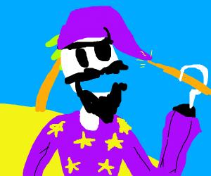 Wizard Pirate