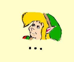 Link from Zelda CDI