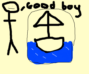 Pet Sailboat