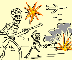 Skeleton War