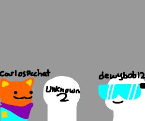 Unknown2, carlospcchat, and Dewybob12