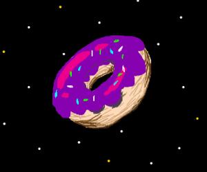 Donut in SPAAAAAACE
