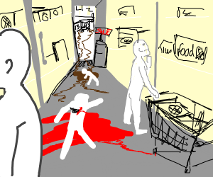Just Another Corpse In Aisle 13