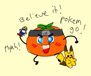 Tangerine otaku