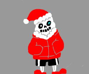 Sansta Claus