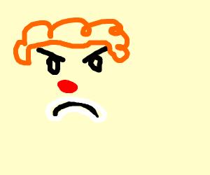 clown mad