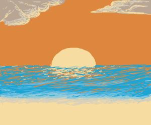 Calming Shore