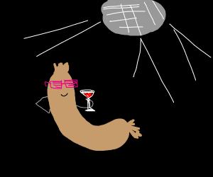party sasuage