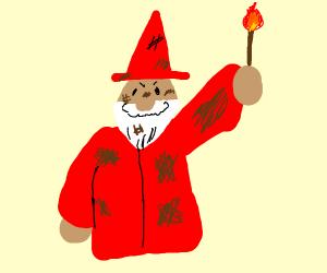 Dirty fire wizard