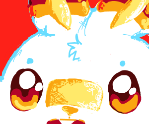 Scorbunny for Linlout's cover