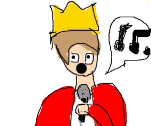 king does concert