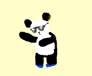 swagaly panda